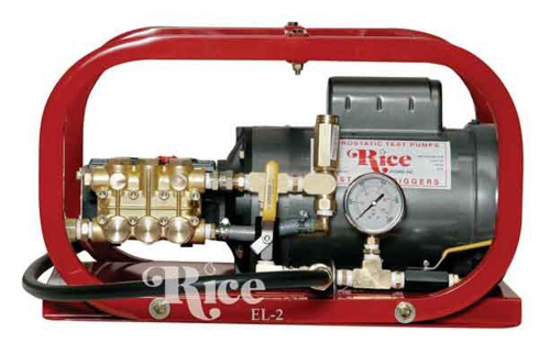 RICE ELECTRIC HYDRO PUMP | EL3 | electric hydrostatic pump with low